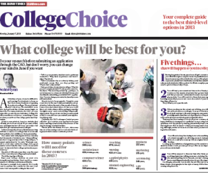 College Choice January 2013