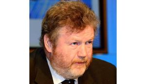Minister for Health James Reilly: said his department had made provision for 'EUR20 million plus funding a year' to provide for the supply of the drug, Kalydeco.