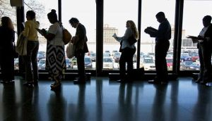 The US unemployment rate edged up 0.1 percentage point to 7.9 per cent despite the modest increase in jobs in January.