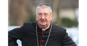 Archbishop of Dublin Diarmuid Martin: said Catholic education must find its way within a more pluralistic society