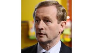 Taoiseach Enda Kenny claimed Sinn Fein had spent a number of years trying to prevent the implementation of the Belfast Agreement while it negotiated with the Irish Government the release from prison of Det Garda McCabe?s killers.