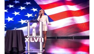 Beyonce said she sang along to a pre-recorded track at the inauguration of US president Barack Obama at a news conference yesterday. Photograph: Christopher Polk/Getty Images