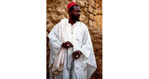 Mahalmoudou Tandina, an Islamic preacher, has tried to talk to the militants but has been ignored. photograph: trevor snapp/new york times