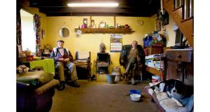 A story to tell: Timi O'Keeffe and Patsey Kingston, Caherlaska, Schull, Co Cor