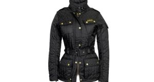 Black belted mac by Barbour €220 from BT2