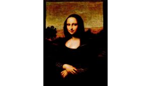 The Isleworth or Earlier Version Mona Lisa