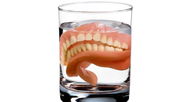 Dentures are used by a much smaller fraction of the population than a couple of decades ago. Photograph: Getty Images