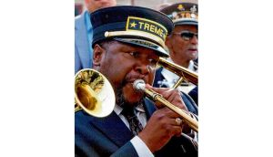 Wendell Pierce in Treme