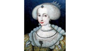 In 1654 Queen Christina abdicated and left for Italy, to Sweden's relief