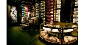 'The unique Abercrombie Fitch in-store experience is something that our customer wants'
