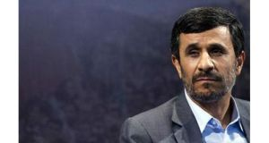Iran's president Mahmoud Ahmadinejad has made the strange declaration that he is ready to risk of being the county's first astronaut sent into space.