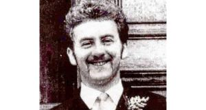 Paul McNally, who was murdered in 1976.