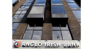 The Government is expected to introduce emergency legislation this evening to liquidate the failed Anglo Irish Bank. Photograph: Aidan Crawley/Bloomberg