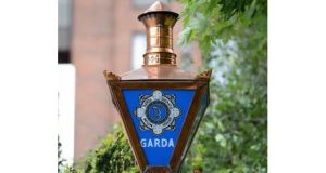 Gardai want to speak to the man who was stabbed four times in the neck, back, chest and shoulder during a row on Patrick Street.