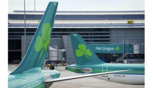 Aer Lingus says 2012 a record year in terms of passenger numbers, with 10.8 million passengers flown.