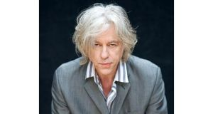 Bob Geldof - The animus for this total national change was of course the 100th anniversary of the Easter Rising. Photograph: carlet Page/Mercury Records/PA Wire.