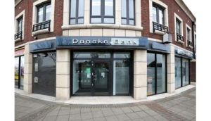 Danske Bank in Ireland has reported an operating loss, before impairment charges, for its 2012 financial year.
