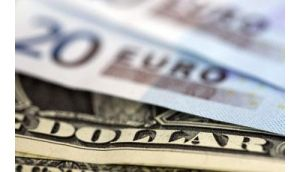 The euro fell against the dollar and a resurgent yen this morning, as cautious investors awaited outcomes of central bank policy meetings in Europe.
