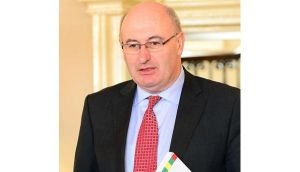 Minister for Environment Phil Hogan said the Government's approach had to balance the challenge of greenhouse gas mitigation and opportunity for economic growth. Photograph: Eric Luke/The Irish Times