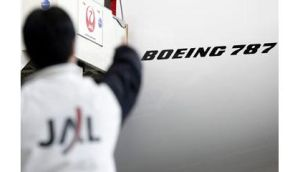 Boeing started the year ahead of its European rival Airbus, with broadly higher orders and deliveries in January.