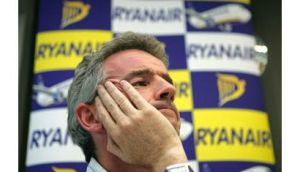 Ryanair says it is not getting a 'fair hearing' by the European Commission.
