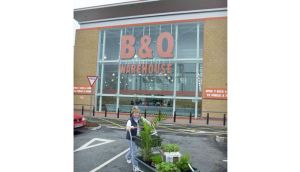 As part of further cost-cutting proposals, B&Q's two stores in Athlone and Waterford are to close with the 'regrettable' loss of 92 jobs - 69 part time and 23 full time, Mr Justice Peter Kelly in the High Court noted.