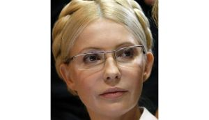 Former Ukraine prime minister Yulia Tymoshenko's trial for tax evasion has been delayed. Photograph: Gleb Garanich/Reuters
