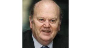 Minister for Finance Michael Noonan said the measures introduced in the Finance Bill would help support small and medium-sized businesses.