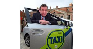 Minister of State Alan Kelly said the investment package will to projects designed to improve public.transport, cycling and walking in Cork city and suburbs. Photograph: Eric Luke/The Irish Times