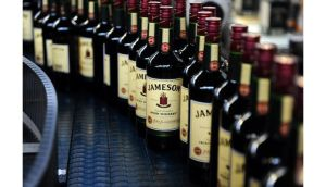 Pernod Ricard, maker of Jameson and Absolut vodka, said sales in markets including China, Russia and the US offset declines in southern Europe and France.