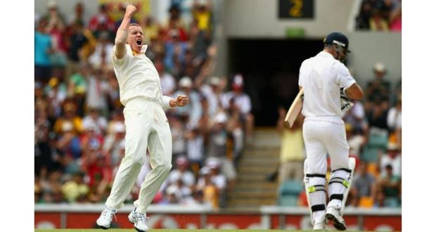 England stunned by Siddle hat-trick