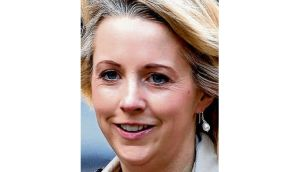 Isabel Oakeshott: she said Ms Pryce was constantly on the verge of tears.