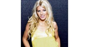 We are family: Mollie from The Saturdays