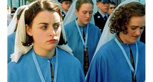 The Magdalene Sisters: the 2002 film depicts the laundries as profitable, money-making rackets and shows the women subjected to indignities including head-shaving