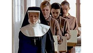 Phyllis MacMahon plays the role of Sr Augusta in Peter Mullan's The Magdalene Sisters