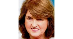 Joan Burton: hopes move will help to tackle high youth unemployment
