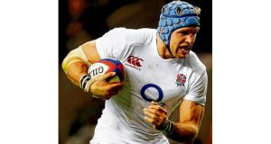 James Haskell: Size and power must be respected