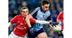 Dublin's Paddy Andrews, who impressed against Cork at Croke Park last weekend, will be in action against Kerry