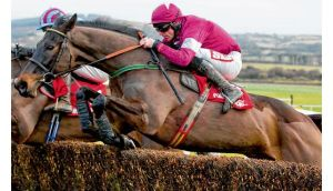 "Davy Russell on Sir Des Champs: ""I'm hoping to win. He's progressing as we go along and he's improved again at home"""