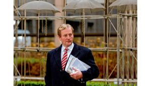Framework for the future: Taoiseach Enda Kenny in Brussels. photographs: eric vidal/reuters, françois lenoire/ reuters