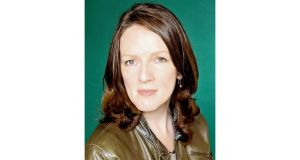 Michèle Forbes: 38 agents' rejections in Ireland and the UK. photograph: anthony woods