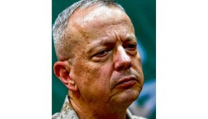 "Gen John Allen: ""The cost is paid blood of their finest young warriors"""