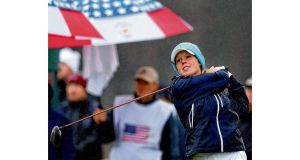 Stephanie Meadow: the reigning British Open Amateur Champion and Curtis Cup star will join the world's top amateurs and the professional elite at the prestigious Kraft Nabisco Championship at Mission Hills in early April.