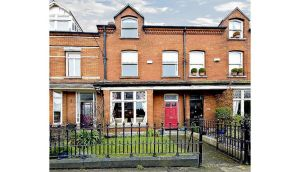 This Ranelagh redbrick needs work but has plenty of space.