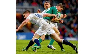 Ronan O'Gara looked decidedly rusty in his first game since Munster's penultimate Heineken Cup pool match against England last Sunday.
