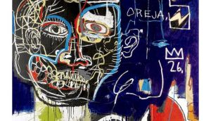 Untitled (Pecho/Oreja) by Jean-Michel Basquiat sold for €7.9 million