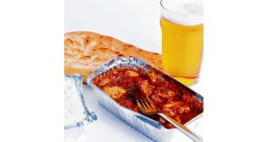 Should we bring in measures to restrict the harmful effects of takeaway curries and pints of larger? photograph: getty images