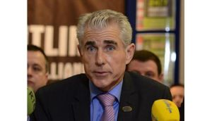 INMO general secretary Liam Doran: his union will not be available for talks over the weekend. Photograph: Cyril Byrne/The Irish Times
