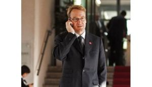 Jens Weidmann said the ECB would examine Ireland's promissory note transaction to make sure it does not contravene a ban on the monetary financing of governments.