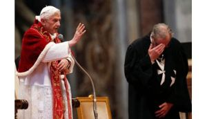 The Vatican said today that the conclave to choose the successor to Pope Benedict could start before March 15th if enough cardinals are in Rome to elect him.